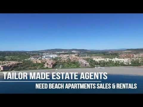 Millionaire heaven  in Spain Sotogrande Beach & River