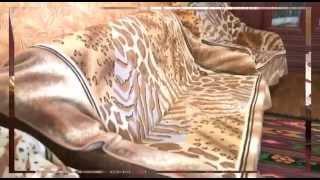 Посуточная квартира на Левом берегу, возле метро Лесная(Арендовать квартиру в Киеве посуточно можно здесь: http://rent.oktv.com.ua/id1336738., 2013-12-09T10:43:52.000Z)