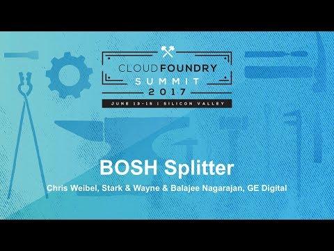 BOSH Splitter