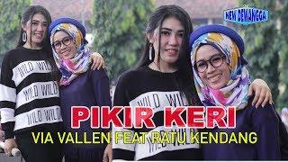 PIKIR KERI - VIA VALLEN FEAT MUTIK NIDA RATU KENDANG - LIVE TAMAN MIJEN SEMARANG