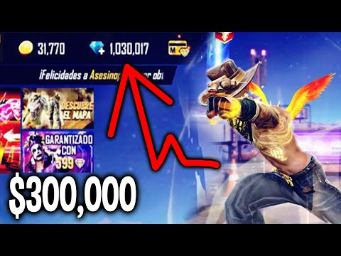 GASTANDO 1 MILLON