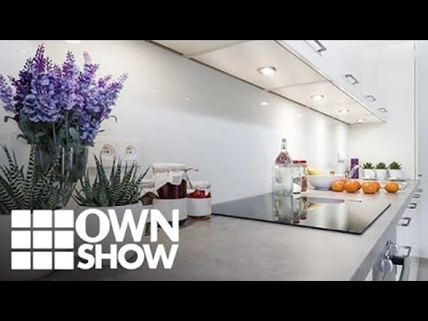 Tricks to Warm Up Your Industrial Kitchen | #OWNSHOW | Oprah Online