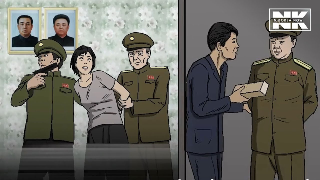 N. Korean human rights abuses under detention exposed