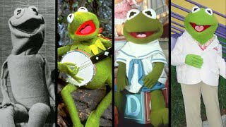 The Evolution Of Kermit The Frog - A Special Muppet DIStory Ep. 34