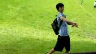 Lanky Asian Gets Owned in the Head with a Mandarin thumbnail