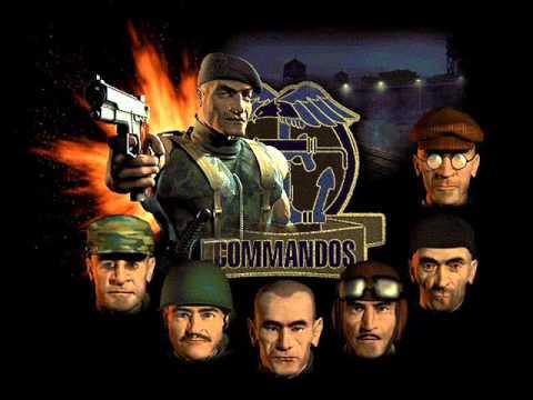 تحميل لعبة commandos 4