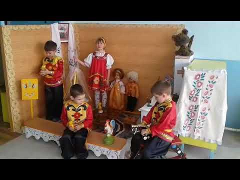 Изображение предпросмотра прочтения – ТатьянаГорбунова читает произведение «Русские народные Веснянки» (Русский фольклор )