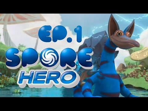 SPORES BACK (not really) | Spore Hero [Ep. 1]