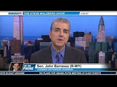 Sen. John Barrasso (R-WY) -- chairman of the Senate Republican Policy Committee