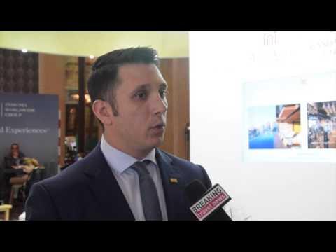 Eddy Tiftik, vice general manager project development, Wanda Hotels & Resorts
