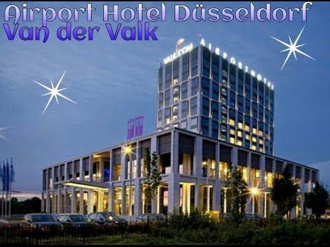 Airport Hotel Van Der Valk Dusseldorf 4 Sterne Superior Zimmer Room
