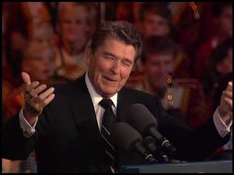 President Reagan's Remarks at Rally at the Pacific Amphitheater in Costa Mesa on November 3, 1986