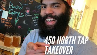 450 North Tap Takeover - Hoppy Wobbles
