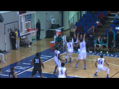 Presbyterian College Men's Basketball 80, Coastal Carolina 69