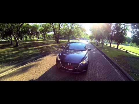 Review All New Mazda 2 รุ่นใหม่ล่าสุด มาสด้า 2 SkyActiv-G By Hongtongautogas.com