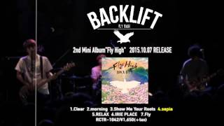 2015.10.07 RELEASE!! BACK LIFT 2nd Mini Album 「Fly High」 OFFICIAL...
