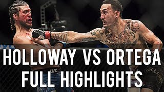 Ortega v Holloway Highlights