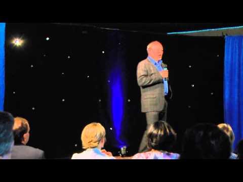 Mel Vesely Speakers Unleashed 2013