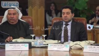 بالفيديو :  الدورة الثانية عشر الخاصة بمناقشة التقرير الأول المقدم من دولة الكويت
