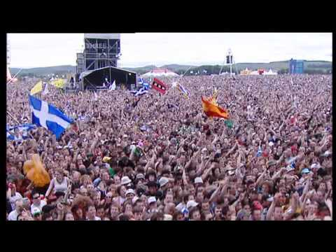 Foo Fighters - 'In Your Honor' (Live at T in The Park 2005)
