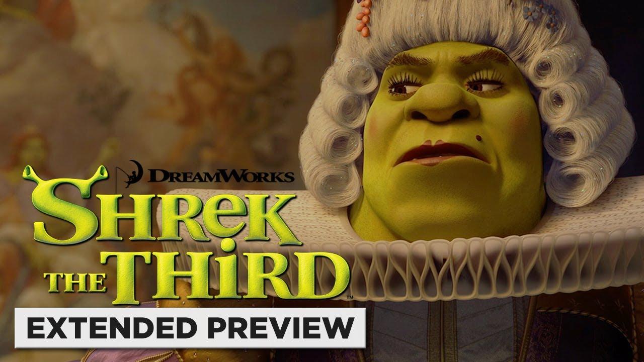 Download Shrek the Third   An Ogre As King?!