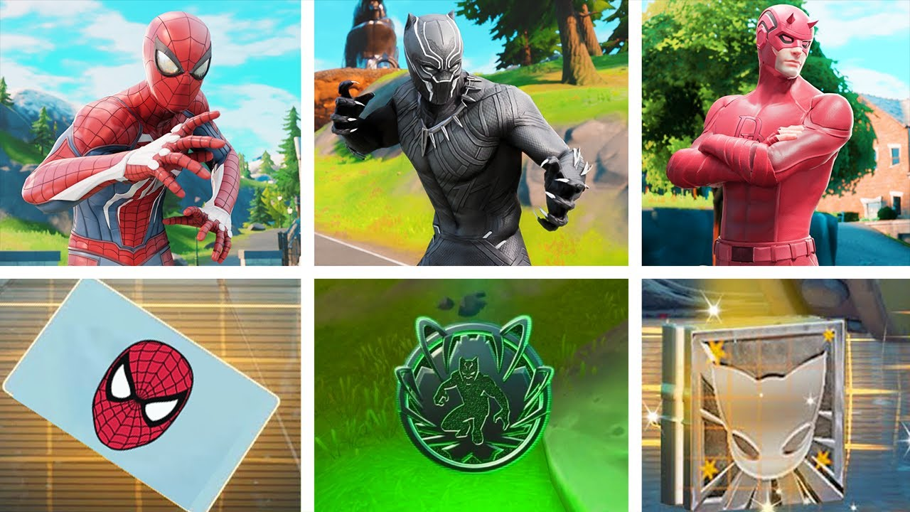 Download ALL NEW BOSSES, MYTHIC WEAPONS & VAULT LOCATIONS in FORTNITE UPDATE 14.30 (Fortnite Boss Update)