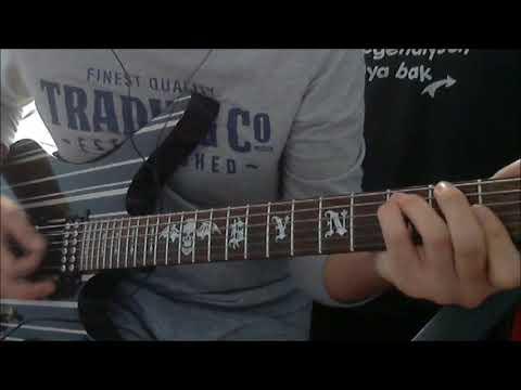 Yüzyüzeyken Konuşuruz - Sandal [Orijinal Sound / Elektro Gitar Cover]