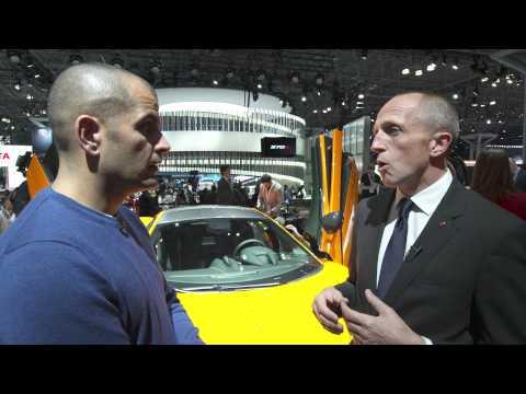 Chris Harris on Cars - McLaren 570S, Chris Goodwin interview