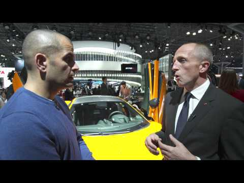 Chris Harris on Cars - McLaren 570S, Chris Goodwin interview