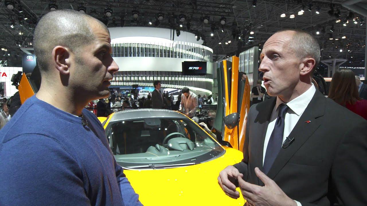Chris Harris on Cars McLaren 570S Chris Goodwin interview