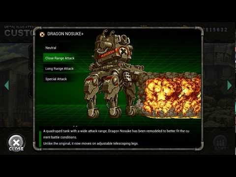 Metal Slug Attack - All 2.11 units update preview