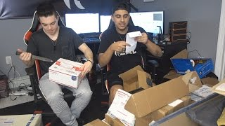 THE CRAZIEST FAN MAIL OPENING EVER!!