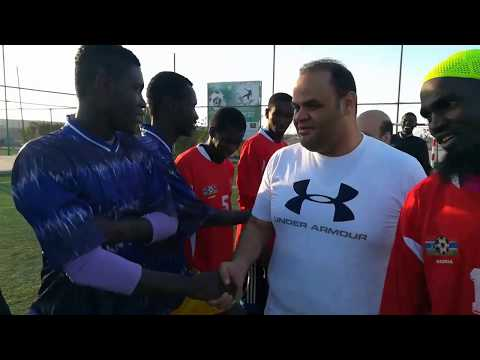 Sports Activity - National Day of the Gambia - Egypt