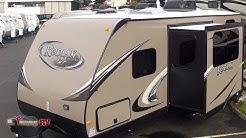 Stock #2858 2014 24-foot Kodiak Travel Trailer (Michael Blakeley)