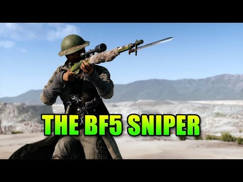 The Battlefield 5 Sniper thumbnail