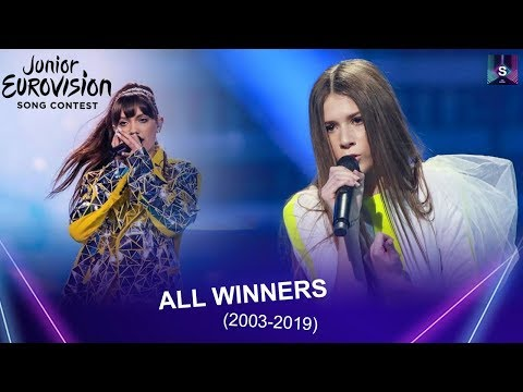 *ALL WINNERS* (2003-2019) - Junior Eurovision Song Contest