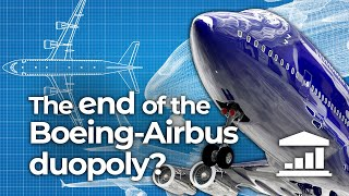 China and Japan: Is the AIRBUS-BOEING DUOPOLY in danger? - VisualPolitik EN