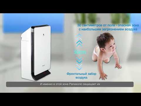 Выбираем лучший очиститель воздуха Panasonic