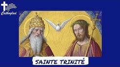 Parole et Évangile chaque jour | Dimanche de la Sainte trinité, 7 juin