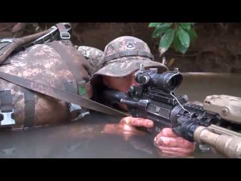 U.S. 25th Infantry Division Training in Hawaii (HD)