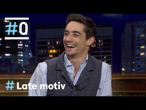 Late Motiv: Entrevista a Javier Fernández, Campeón del Mundo de Patinaje #LateMotiv164 | #0