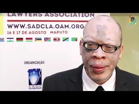 Carlos Mondlane-Presidente da Associação Moçambicana de Juízes