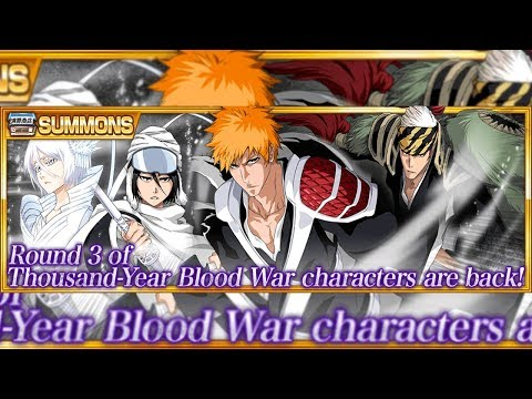 Bleach Brave Souls: A Brief Glimpse SUMMONS De Volta! Ichigo que mais Quero!!! - Omega Play
