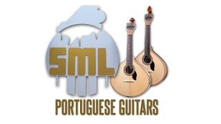 Deluxe Portuguese Guitar Flanders Top Lisbon Model 70720