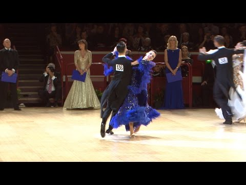 Professional Ballroom International Championships 2016 Highlights