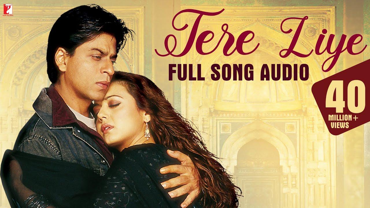 Download Audio   Tere Liye   Full Song   Veer-Zaara   Lata Mangeshkar, Roop Kumar, Madan Mohan, Javed Akhtar
