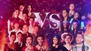 Super Dancer Born Tonight - USA vs China (So You Think You Can Dance)