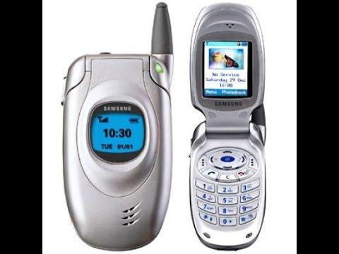 Samsung SGH-T100 Default Ringtones