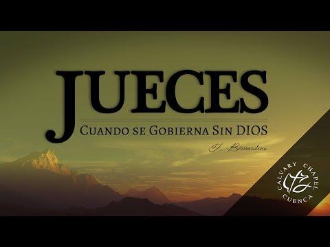 JEFTE UNA MEZCLA DE VALOR E IMPRUDENCIA I  (020 JUECES 11:1-28)