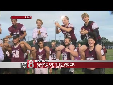 Football season begins, East Lyme ready for the 'Game of the Week'